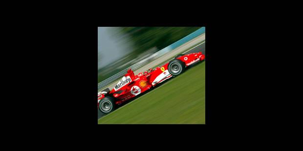 GP de Hongrie - Schumacher au triple galop - La DH