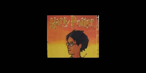 Harry Potter 6 est écrit - La DH