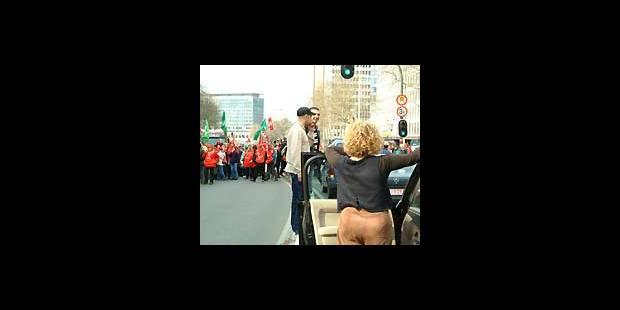 Grande manifestation ce mardi à Bruxelles - La DH