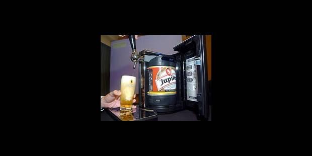 Une pompe à bière chez soi - La DH