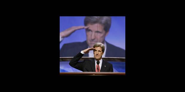 John Kerry veut restaurer la crédibilité de la Maison Blanche - La DH