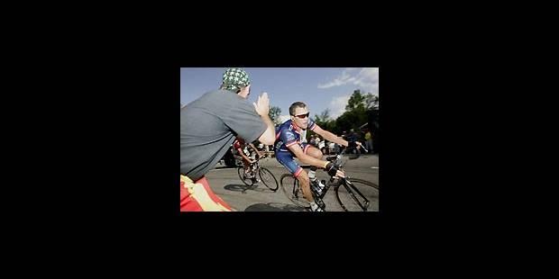Tour de France - «Une équipe de rêve» - La DH