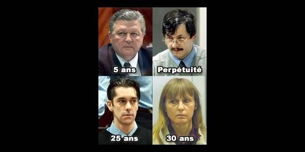 Le dernier acte du procès Dutroux - La DH