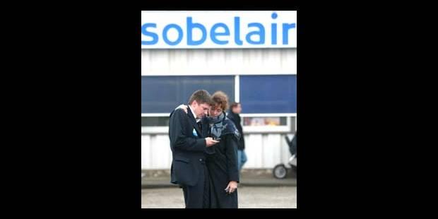 Le crash Sobelair, nouveau drame social - La DH