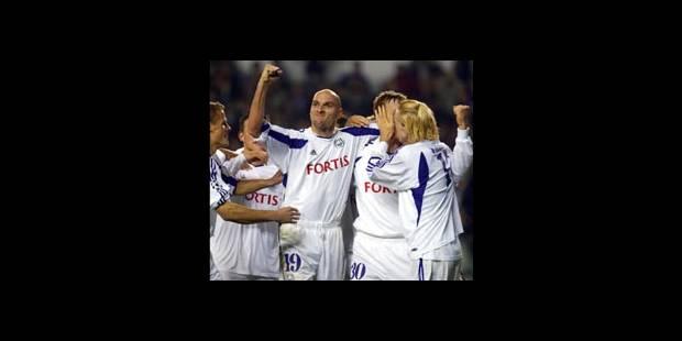 Anderlecht se relance - La DH