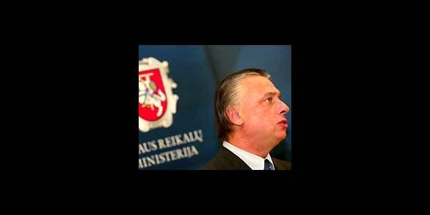 Faussaires lituaniens dans la ligne de mire - La DH