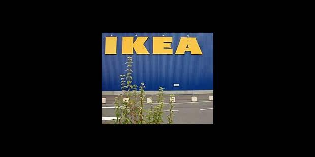 Personnel indélicat chez Ikea - La DH