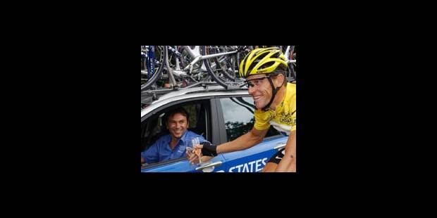 Le podium du Tour du Centenaire est un peu belge - La DH