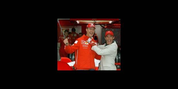 Ferrari retrouve la confiance - La DH