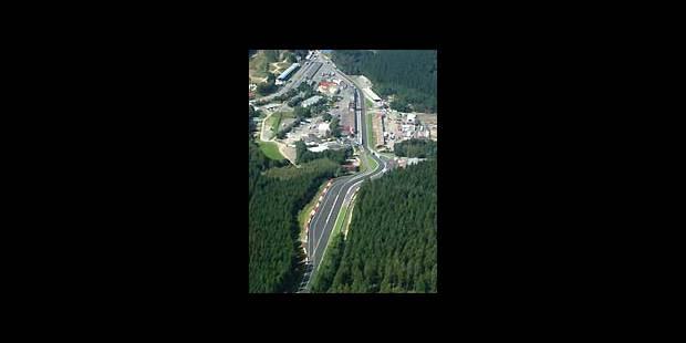 GP de Francorchamps de retour dès 2004? - La DH
