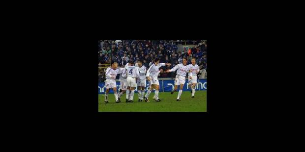 Anderlecht face aux champions roumains du Rapid Bucarest - La DH
