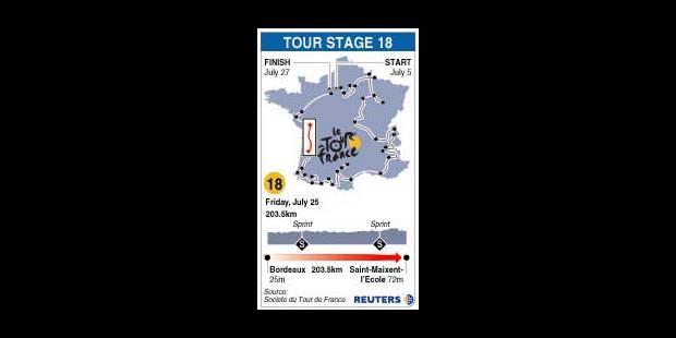 Tour de France: Lastras complète son palmarès - La DH