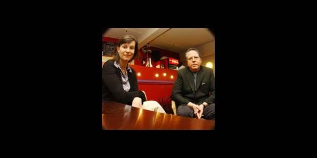 Laurence Bibot et Marc Moulin: Confidences sur un divan - La DH