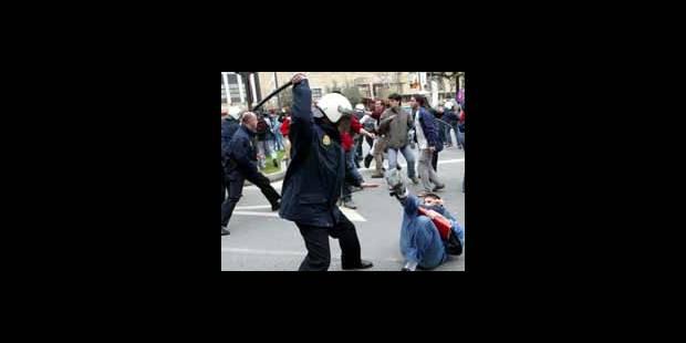 Toujours plus de protestations - La DH