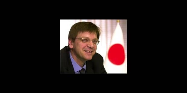 Les Japonais se sont montrés «intéressés» et «surpris» - La DH