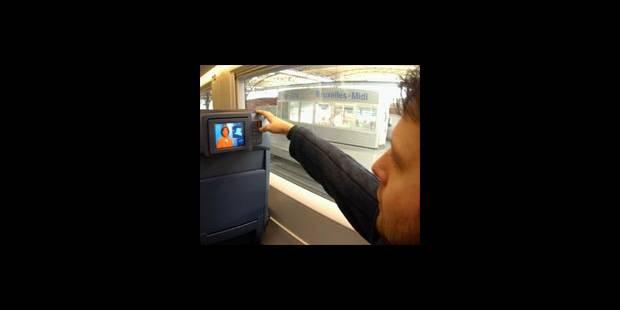 Le train du futur en Belgique - La DH