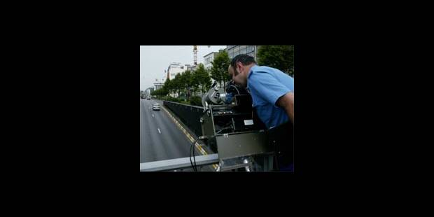 La nouvelle liste des radars en Belgique - La DH