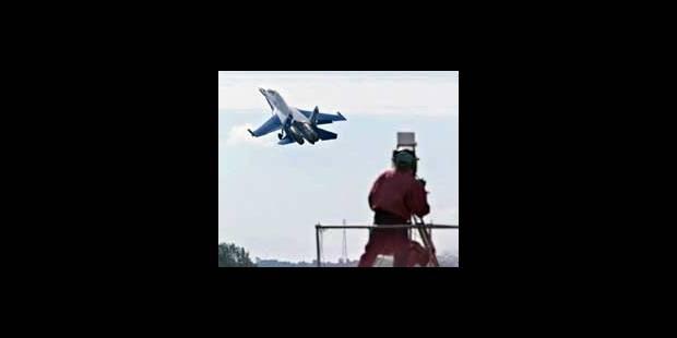 Catastrophe aérienne: un pilote témoigne - La DH