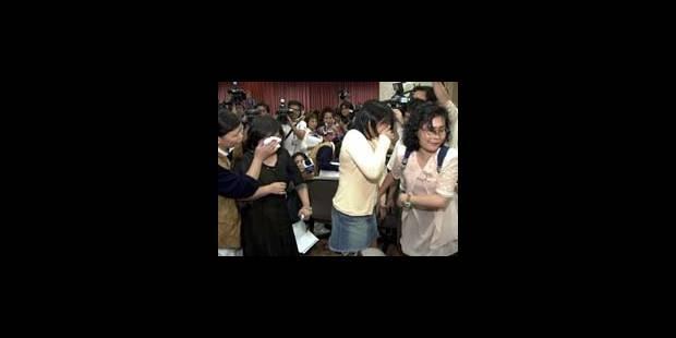 Centaine de cadavres flottant au large de Taiwan - La DH