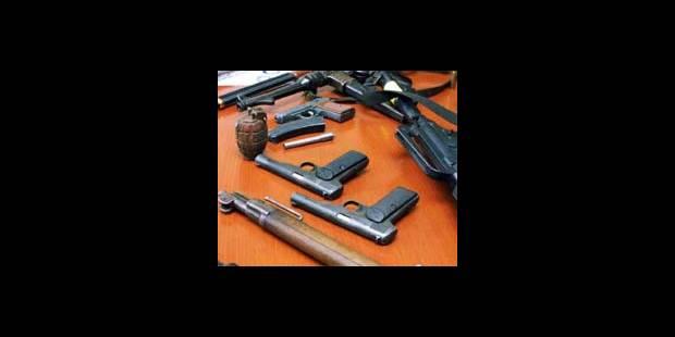2 à 3 millions d'armes à feu circulent en Belgique - La DH