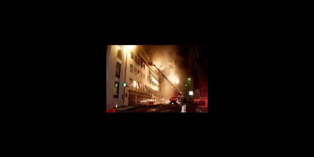Incendie mortel à l'ambassade d'Espagne à Bruxelles - La DH
