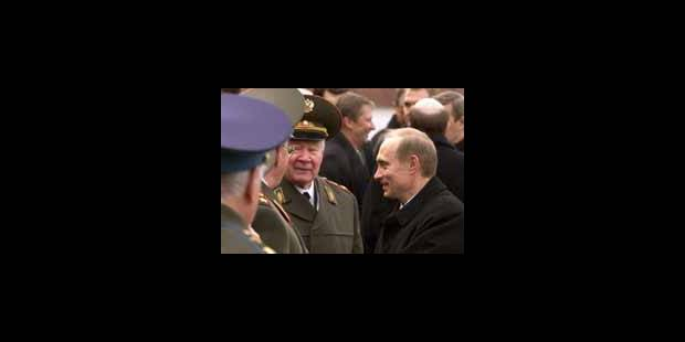 La Russie en pleine reconstruction - La DH