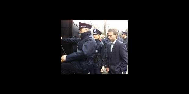 Jaspar déclaré coupable - La DH