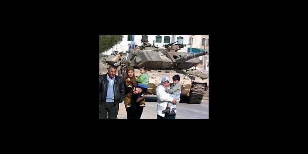 Proche-Orient: Israël de plus en plus menaçant - La DH