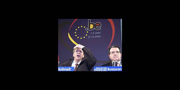 `Présidence européenne?´ - La DH