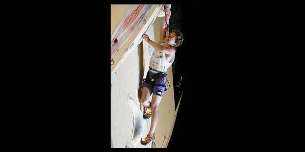 Muriel Sarkany: une championne sans reconnaissance - La DH