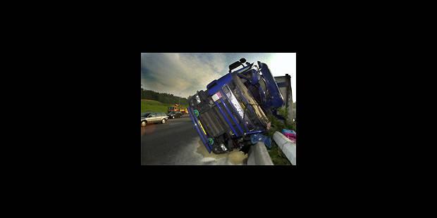 Les chiffres qui accusent les 'camions fous' - La DH