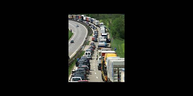 La concurrence des camionneurs de l'Est - La DH