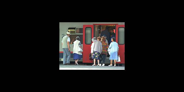 SNCB: train de nuit pour les séniors - La DH
