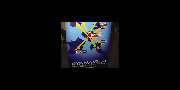 Ryanair: une année record - La DH