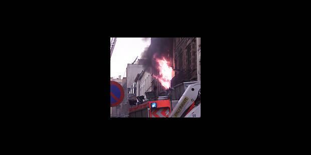 Explosion de gaz: quartier évacué - La DH