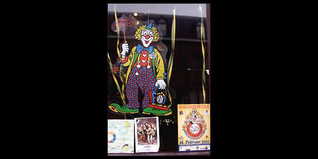 Enlevée par un faux clown - La DH