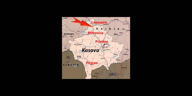Manifestation serbe anti-Otan au Kosovo: deux morts et un  blessé - La DH