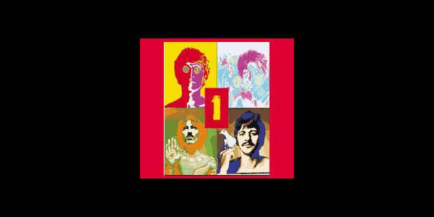 27 n°1 des Beatles en un CD: 1 - La DH