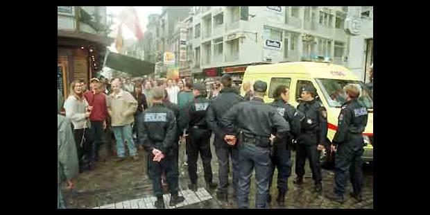 Bagarres à Sclessin: deux arrestations - La DH