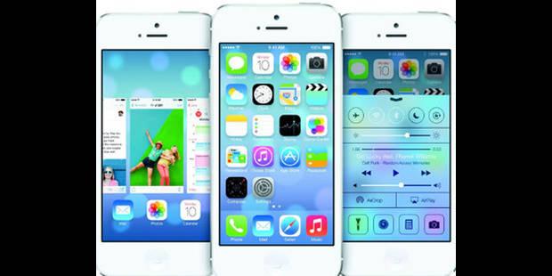 Les iPhone et iPad changent de tête - La DH