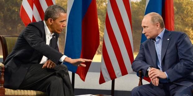 Au G8, Poutine seul contre les Occidentaux sur la Syrie - La DH
