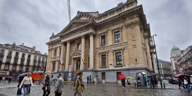 Un temple de la bière belge verra le jour dans l'ancien palais de la Bourse de Bruxelles - La DH