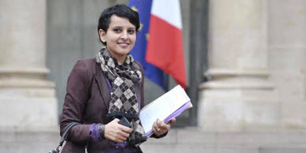 """Najat Vallaud-Belkacem """"suce son stylo très érotiquement"""" - La DH"""