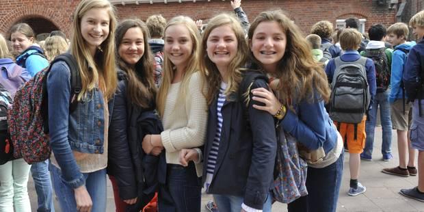 Les ados belges se portent bien - La DH