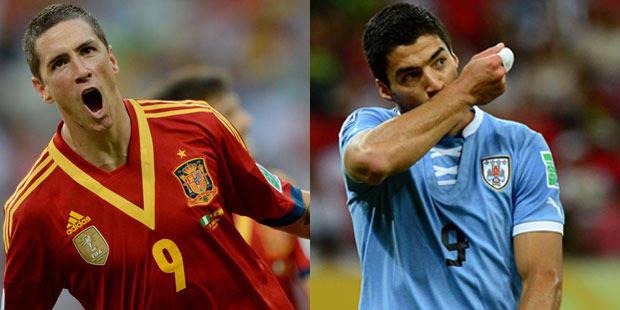 Coupe des Confédérations: l'Espagne et l'Uruguay cartonnent - La DH