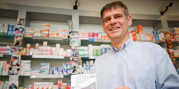 """Un pharmacien bruxellois: """"je vends entre 20 à 30 boîtes de Viagra par an"""" - La DH"""