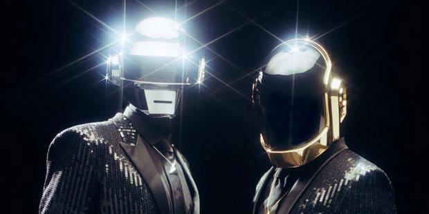 """""""Get Lucky"""" de Daft Punk remixé par... Daft Punk, ça donne quoi? - La DH"""
