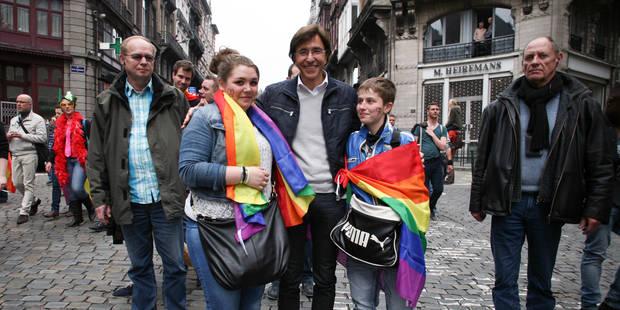 Elio Di Rupo, un gay qui compte dans le monde - La DH
