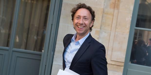 Stéphane Bern: «Philippe devra faire ses preuves, mais il a été très bien préparé» - La DH
