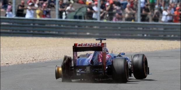 Un Grand Prix sans pilotes? Pirelli donne ses consignes - La DH